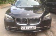 Cần bán gấp BMW 7 Series 740li sản xuất 2010, màu đen, nhập khẩu   giá 1 tỷ 590 tr tại Tp.HCM