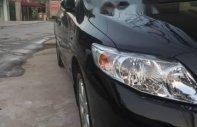 Cần bán Toyota Corolla altis đời 2009, màu đen, số sàn giá 385 triệu tại Hải Phòng
