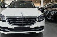 Bán Mercedes S450L Luxury 2018, màu trắng, giá tốt  giá 4 tỷ 759 tr tại Tp.HCM