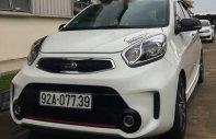 Bán xe Kia Morning số tự động 2017, màu trắng, chạy 20 nghìn km giá 350 triệu tại Đà Nẵng
