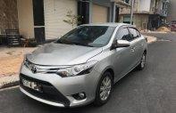 Cần bán Toyota Vios G đời 2016, màu bạc giá Giá thỏa thuận tại Tp.HCM