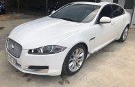 Bán ô tô Jaguar XF năm 2015, màu trắng, nhập khẩu giá 1 tỷ 750 tr tại Tp.HCM