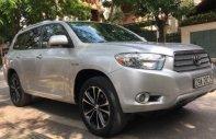Chính chủ bán Toyota Highlander V6 Limited SX 2007, màu bạc giá 760 triệu tại Hà Nội