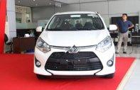 Bán Toyota Wigo 1.2G 2018, màu trắng, xe nhập giá 405 triệu tại Hà Nội