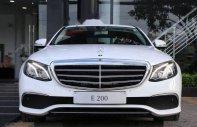 Bán xe Mercedes E200 đời 2018, màu trắng giá 2 tỷ 99 tr tại Tp.HCM