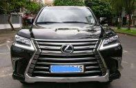 Cần bán lại xe Lexus LX sản xuất năm 2017, màu đen, giá tốt giá 8 tỷ 100 tr tại Tp.HCM