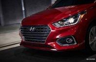 Cần bán xe Hyundai Accent 1.4 AT sản xuất năm 2018, màu đỏ giá 623 triệu tại Quảng Nam