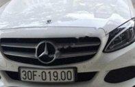 Gia đình tôi cần bán chiếc xe Mercedes C200 màu trắng, đời 2017, đăng ký tháng 2018 giá 1 tỷ 450 tr tại Hà Nội