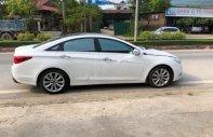 Bán Hyundai Sonata màu trắng biển Hà Nội, đăng ký lần đầu tháng 9 năm 2011 giá 540 triệu tại Cao Bằng
