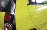 Bán xe Kia Morning đời 2010, màu xanh lục số tự động giá 245 triệu tại Tp.HCM
