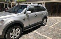 Bán xe Chevrolet Captiva đời 2007, màu bạc, chính chủ giá 360 triệu tại Tp.HCM