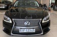 Bán Lexus LS460 sản xuất 2014, màu đen, nhập khẩu nguyên chiếc giá 5 tỷ 300 tr tại Tp.HCM