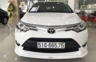 Bán ô tô Toyota Vios TRD năm 2017, màu trắng, 570 triệu giá 570 triệu tại Tp.HCM