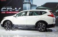 Bán Honda CR V đời 2018, màu trắng giá 1 tỷ 80 tr tại Tp.HCM