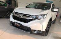 Bán Honda CR V sản xuất 2018, màu trắng, nhập khẩu nguyên chiếc Thái Lan giá 973 triệu tại Tp.HCM