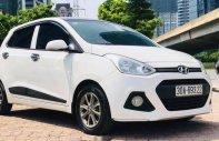 Cần bán Hyundai Grand i10 MT năm 2015, màu trắng, xe đẹp giá 380 triệu tại Hà Nội
