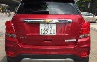 Cần bán xe Chevrolet Trax đời 2017, màu đỏ, xe nhập khẩu mới kính koong giá 650 triệu tại Hà Nội