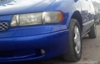 Cần bán lại xe Nissan Quest năm 1995, màu xanh lam, nhập khẩu nguyên chiếc giá 125 triệu tại Đồng Nai