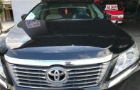 Bán Toyota Camry đời 2012, màu đen giá cạnh tranh giá 765 triệu tại Khánh Hòa