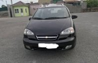 Cần bán gấp Chevrolet Vivant đời 2008, màu đen số sàn, giá chỉ 165 triệu giá 165 triệu tại Nghệ An