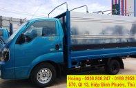 Cần bán xe tải Kia K200 thùng kín - thùng mui bạt - thùng lửng - tải trọng 990kg/1490kg/1900kg giá 335 triệu tại Tp.HCM