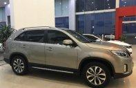 Cần bán Kia Sorento GATH sản xuất 2018, màu vàng, mới 100% giá 919 triệu tại Quảng Ninh