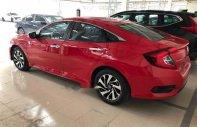 Bán Honda Civic 1.8E năm sản xuất 2018, màu đỏ, nhập khẩu   giá 763 triệu tại Tiền Giang