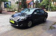Cần bán gấp xe cũ Toyota Corolla altis 1.8AT 2012, màu đen giá 485 triệu tại Quảng Ninh