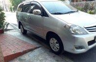 Bán xe Toyota Innova đời 2010, màu bạc giá 430 triệu tại Thái Bình
