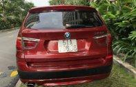 Cần bán gấp BMW X3 sản xuất 2014, màu đỏ, xe nhập giá 1 tỷ 100 tr tại Tp.HCM