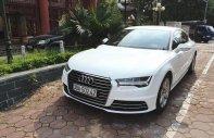 Cần bán Audi A7 3.0 TFSI năm sản xuất 2016, màu trắng, nhập khẩu nguyên chiếc giá 2 tỷ 380 tr tại Hà Nội