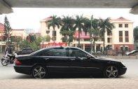 Bán xe Mercedes S500 đời 2004, màu đen, nhập khẩu, 450 triệu giá 450 triệu tại Hà Nội