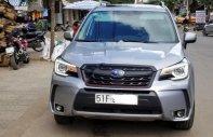 Cần bán xe Subaru Forester năm sản xuất 2016, màu bạc, nhập khẩu nguyên chiếc giá 1 tỷ 470 tr tại Tp.HCM