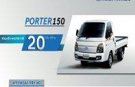 Cần bán Hyundai Porter LX đời 2018, màu bạc, nhập khẩu, 375 triệu giá 375 triệu tại Kiên Giang