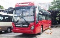 Bán Thaco Mobihome TB120ESL sản xuất 2010, màu đỏ, 40 giường 2 ghế giá 1 tỷ 280 tr tại Tp.HCM