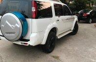 Cần bán xe cũ Ford Everest đời 2010, màu trắng giá 455 triệu tại Vĩnh Phúc