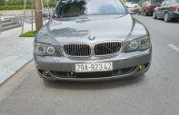 Bán xe BMW 7 Series 5.0 AT 2005, màu xám, nhập khẩu   giá 480 triệu tại Hà Nội