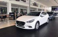 Cần bán xe Mazda 3 đời 2018, màu trắng, giá 659tr giá 659 triệu tại Hà Nội