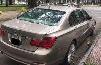 Cần bán gấp BMW 750i năm sản xuất 2009, màu nâu, nhập khẩu giá 1 tỷ 280 tr tại Tp.HCM