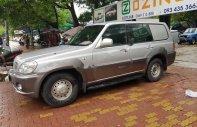 Cần bán xe cũ Hyundai Terracan 3.5 MT 2003, màu bạc, xe nhập giá 191 triệu tại Hà Nội