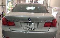 Bán BMW 7 Series 750Li năm 2008, màu bạc, nhập khẩu  giá 1 tỷ 20 tr tại Tp.HCM