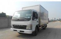 Bán xe tài Mitsubishi Fuso Canter 6.5 tấn/giá hợp lý/ trả góp lãi suất thấp giá 630 triệu tại Kiên Giang