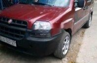 Cần bán lại xe Fiat Doblo 2003, màu đỏ, 120tr giá 120 triệu tại Bến Tre