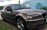 Bán BMW 3 Series 325i đời 2005, màu nâu số tự động, giá chỉ 295 triệu giá 295 triệu tại Bình Dương