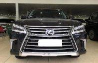 Bán Lexus LX570 nhập mỹ, màu đen, xe full option, giá tôt. Sản xuất và đăng ký 2016 giá 7 tỷ 260 tr tại Hà Nội