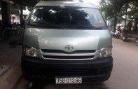Cần bán xe Toyota Hiace năm 2007, màu xanh ngọc giá 275 triệu tại Đà Nẵng
