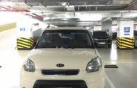 Cần bán lại xe Kia Soul 4U 1.6 AT sản xuất 2010, màu kem (be), nhập khẩu giá 460 triệu tại Hà Nội