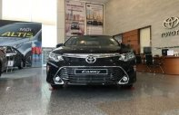 Bán xe Toyota Camry 2.5Q sản xuất năm 2018, màu đen giá 1 tỷ 302 tr tại Tp.HCM