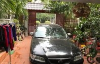Bán Mazda 626 năm sản xuất 2002, màu đen số sàn giá 150 triệu tại Nam Định