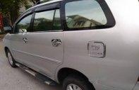 Bán xe Toyota Innova G sản xuất 2011, màu bạc chính chủ, 445 triệu giá 445 triệu tại Thái Bình